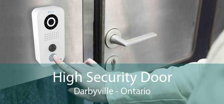 High Security Door Darbyville - Ontario