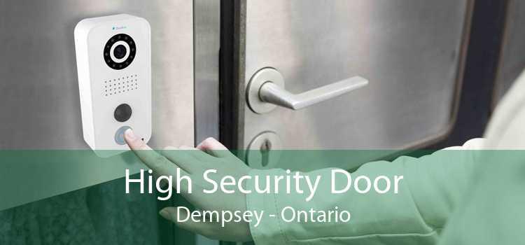 High Security Door Dempsey - Ontario