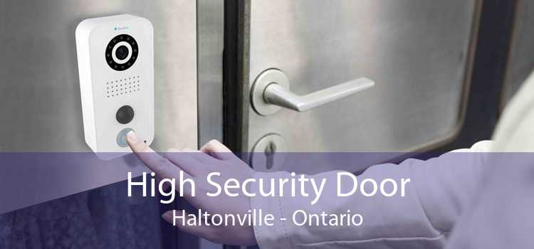 High Security Door Haltonville - Ontario