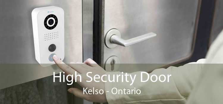 High Security Door Kelso - Ontario