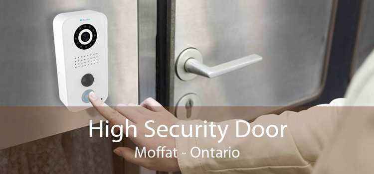 High Security Door Moffat - Ontario
