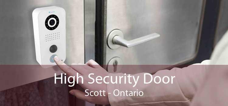 High Security Door Scott - Ontario