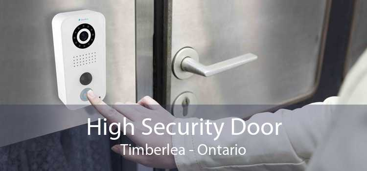 High Security Door Timberlea - Ontario