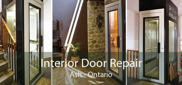 Interior Door Repair Ash - Ontario
