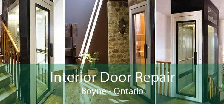 Interior Door Repair Boyne - Ontario