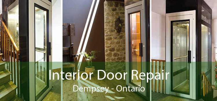 Interior Door Repair Dempsey - Ontario