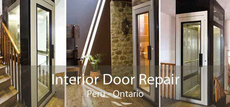 Interior Door Repair Peru - Ontario