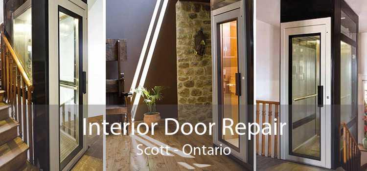 Interior Door Repair Scott - Ontario