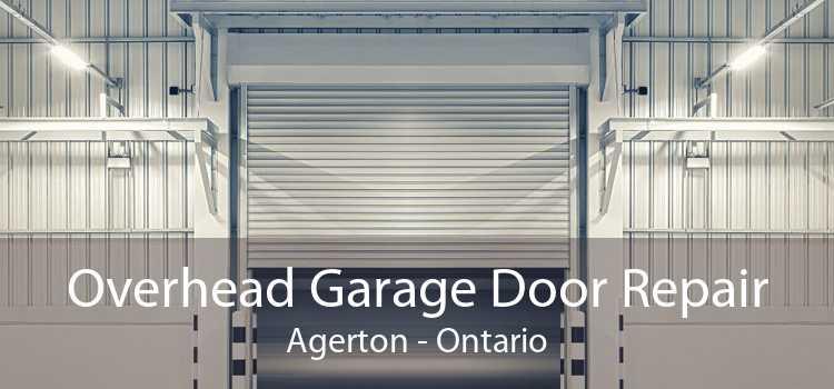 Overhead Garage Door Repair Agerton - Ontario