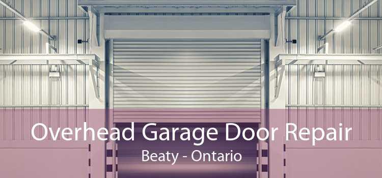 Overhead Garage Door Repair Beaty - Ontario
