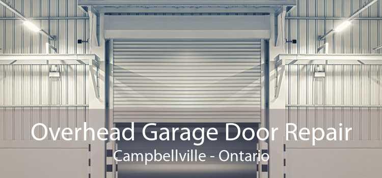 Overhead Garage Door Repair Campbellville - Ontario