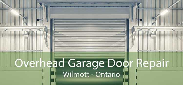 Overhead Garage Door Repair Wilmott - Ontario