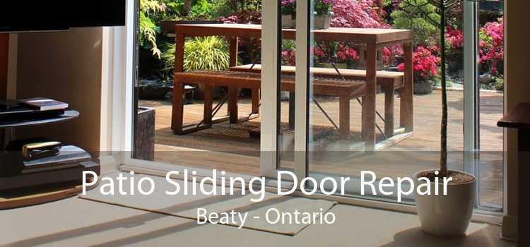 Patio Sliding Door Repair Beaty - Ontario