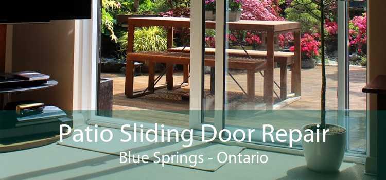 Patio Sliding Door Repair Blue Springs - Ontario