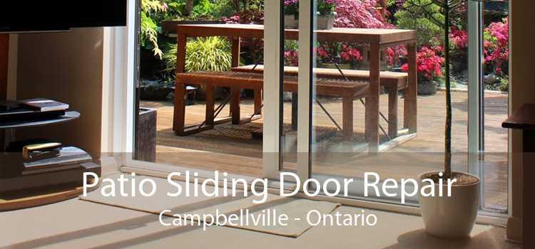 Patio Sliding Door Repair Campbellville - Ontario