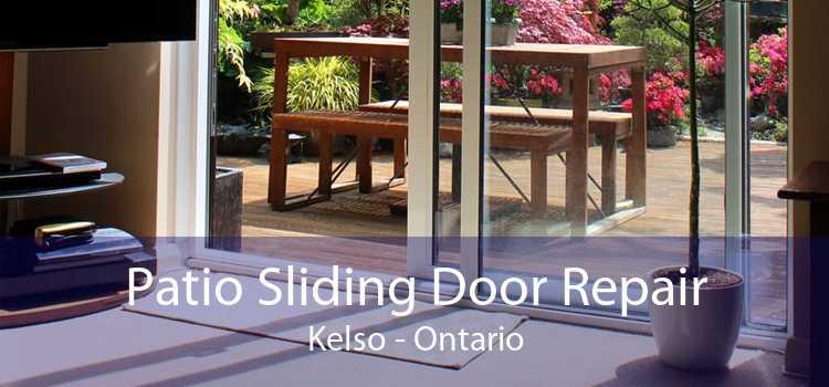 Patio Sliding Door Repair Kelso - Ontario