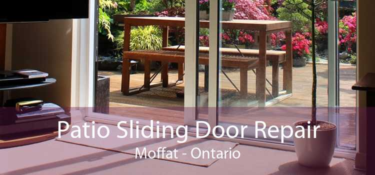 Patio Sliding Door Repair Moffat - Ontario
