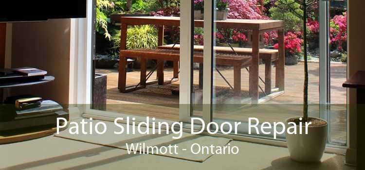 Patio Sliding Door Repair Wilmott - Ontario