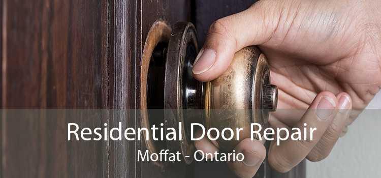 Residential Door Repair Moffat - Ontario