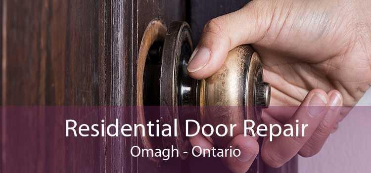 Residential Door Repair Omagh - Ontario