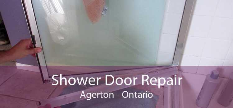 Shower Door Repair Agerton - Ontario