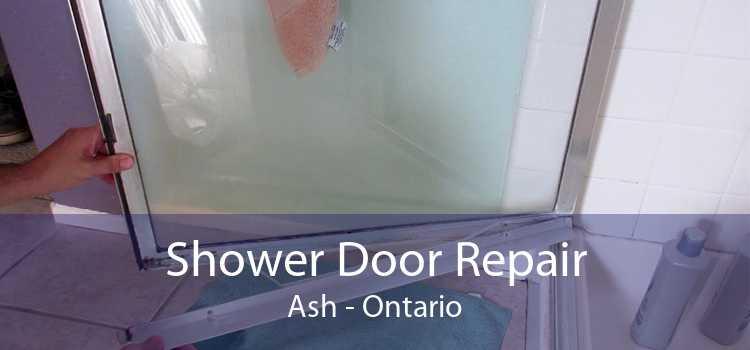 Shower Door Repair Ash - Ontario