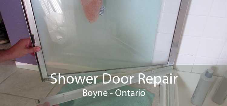 Shower Door Repair Boyne - Ontario