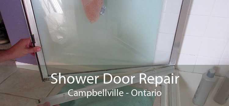 Shower Door Repair Campbellville - Ontario