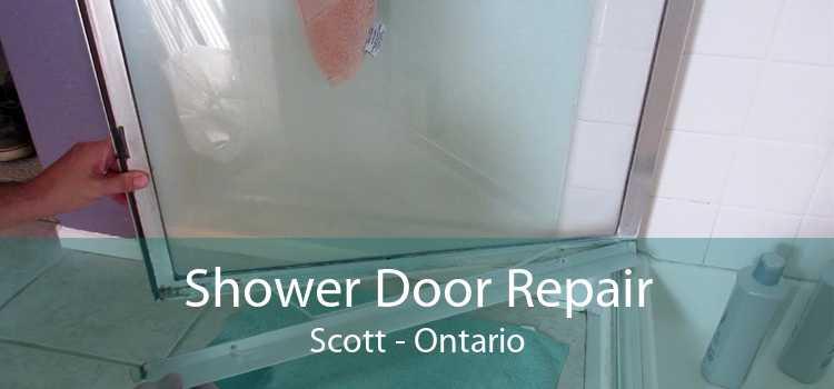 Shower Door Repair Scott - Ontario