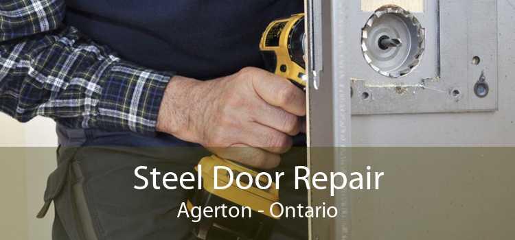 Steel Door Repair Agerton - Ontario