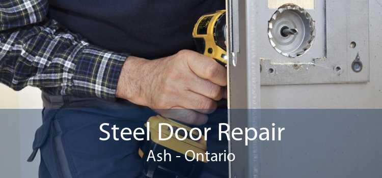 Steel Door Repair Ash - Ontario