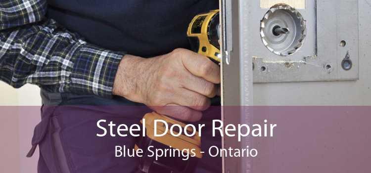 Steel Door Repair Blue Springs - Ontario
