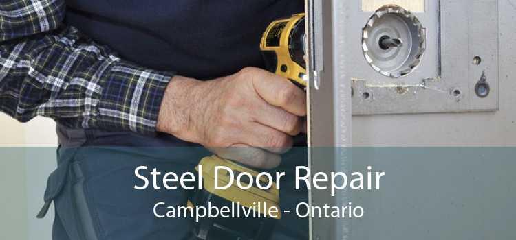 Steel Door Repair Campbellville - Ontario