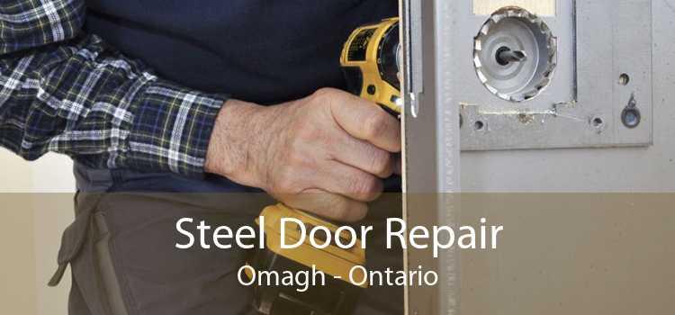 Steel Door Repair Omagh - Ontario