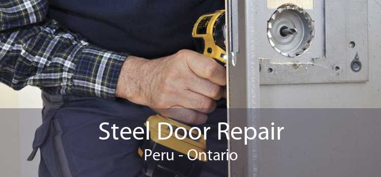 Steel Door Repair Peru - Ontario