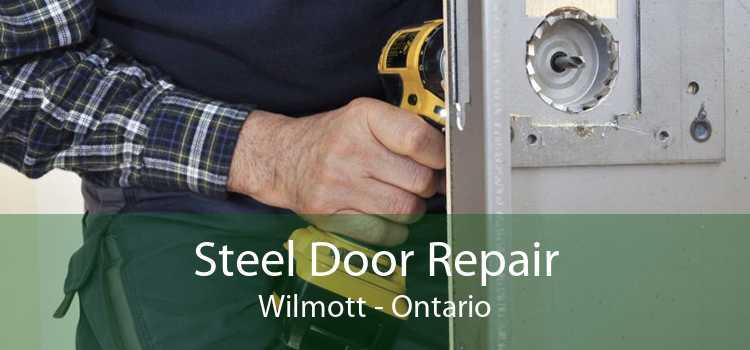 Steel Door Repair Wilmott - Ontario