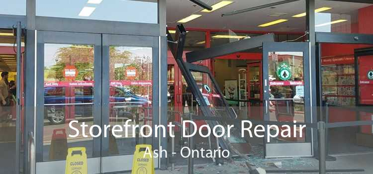 Storefront Door Repair Ash - Ontario