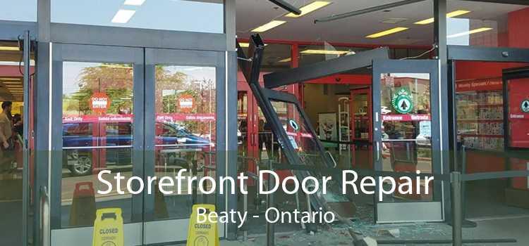 Storefront Door Repair Beaty - Ontario