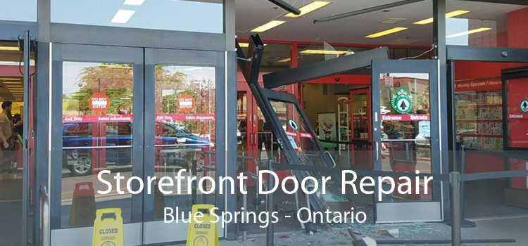 Storefront Door Repair Blue Springs - Ontario