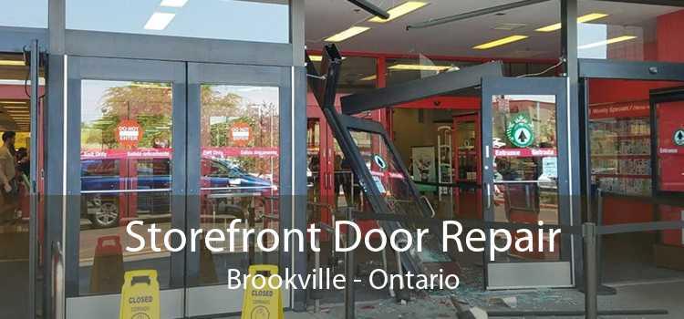 Storefront Door Repair Brookville - Ontario