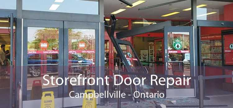Storefront Door Repair Campbellville - Ontario