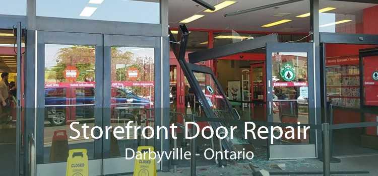 Storefront Door Repair Darbyville - Ontario