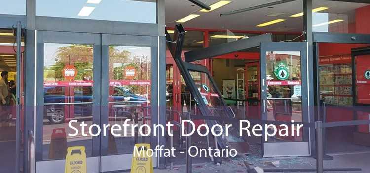 Storefront Door Repair Moffat - Ontario