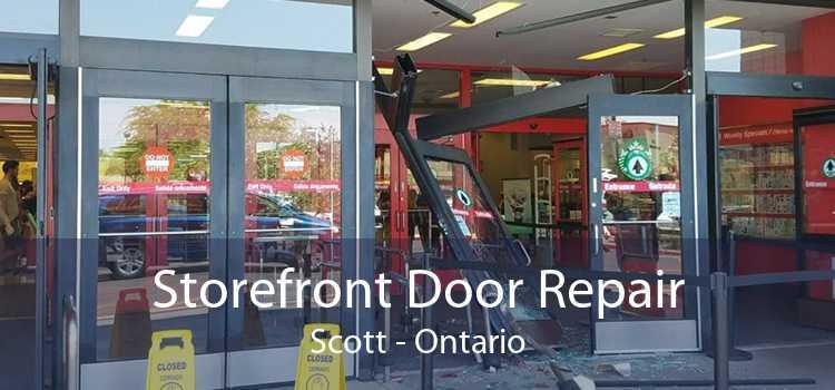 Storefront Door Repair Scott - Ontario