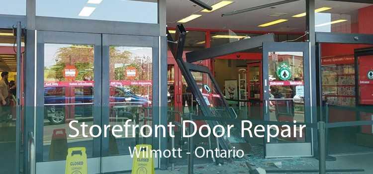 Storefront Door Repair Wilmott - Ontario