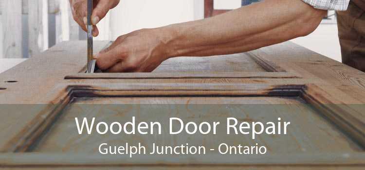 Wooden Door Repair Guelph Junction - Ontario