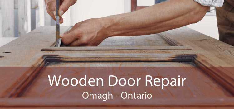 Wooden Door Repair Omagh - Ontario