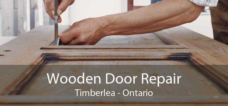 Wooden Door Repair Timberlea - Ontario